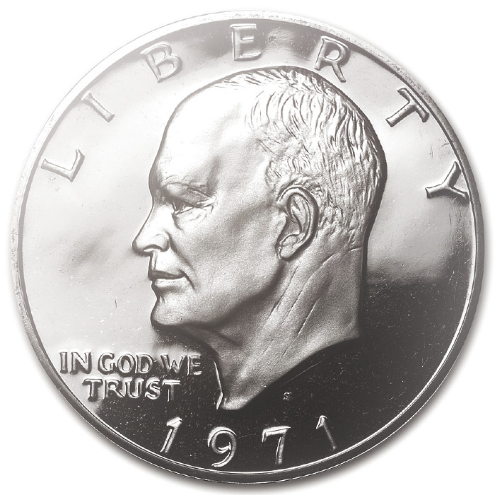 Dollar_Eisenhower (1)
