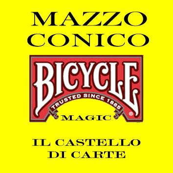 adesivo bicycle MAZZO CONICO