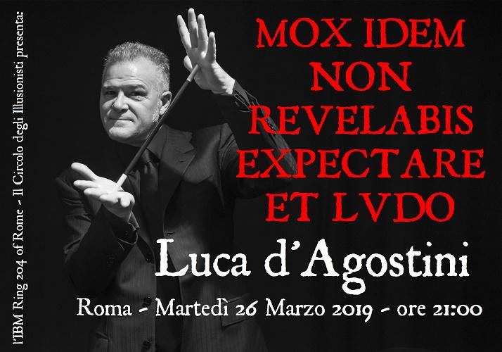 MOX IDEM - Locandina Roma 2019 - WEB